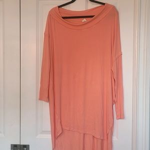 We The Free Coral Tunic size Large